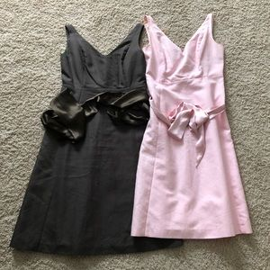 J crew bundle 2 dresses